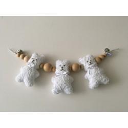 Lavendelkussentjes setje van 3 €7,95