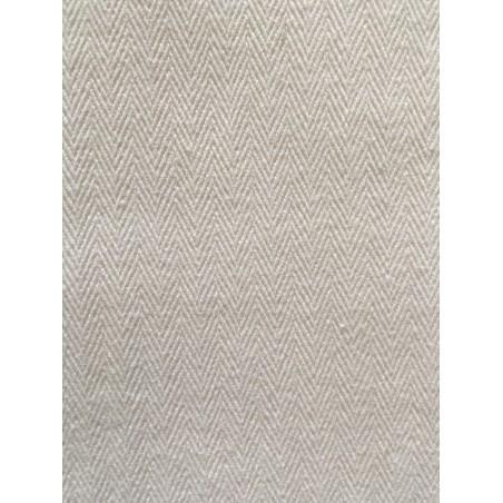 Kerstbal met ruitjes damast en kant Ø 8 cm €5,95