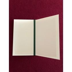 Mondkapje katoen blauw grijze bloemetjes en zwarte binnenkant €8,95