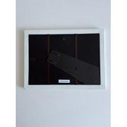 Tandendoosje met geborduurd engeltje in oud roze